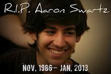 """Information is power. But like all powers, there are those who want to keep it for themselves"" - Aaron Swartz"