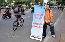 LAWAN ARAH, HARAM JADDAH!!